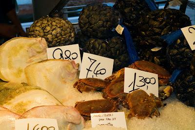 Produce at the markets - Venice, Italy