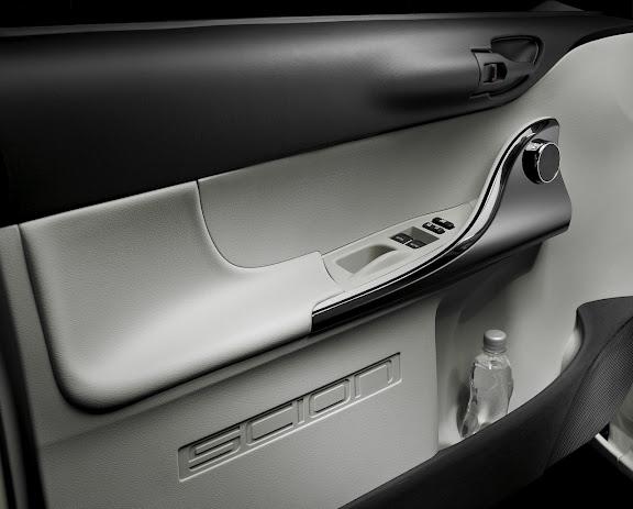 Scion iQ Electric Car