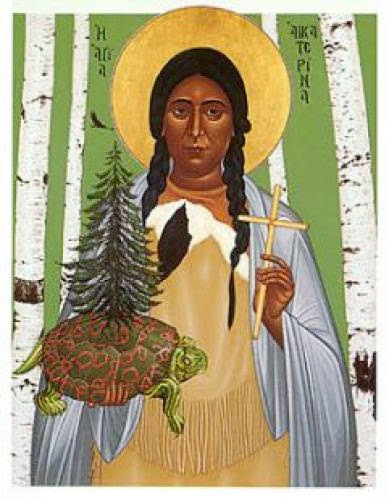 Blessed Kateri Tekakwitha To Be Canonised The First Native American Saint