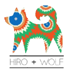 Hiro and Wolf Designer Dog Collars, Leads and Accessories