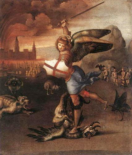 Feast Of St Michael Michaelmas