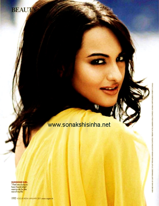 Sonakshi Sinha Hot Real Life Pictures