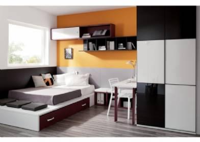 Habitaciones juveniles tus gustos tu hogar for Habitaciones juveniles originales