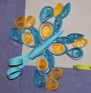 создаем бабочку