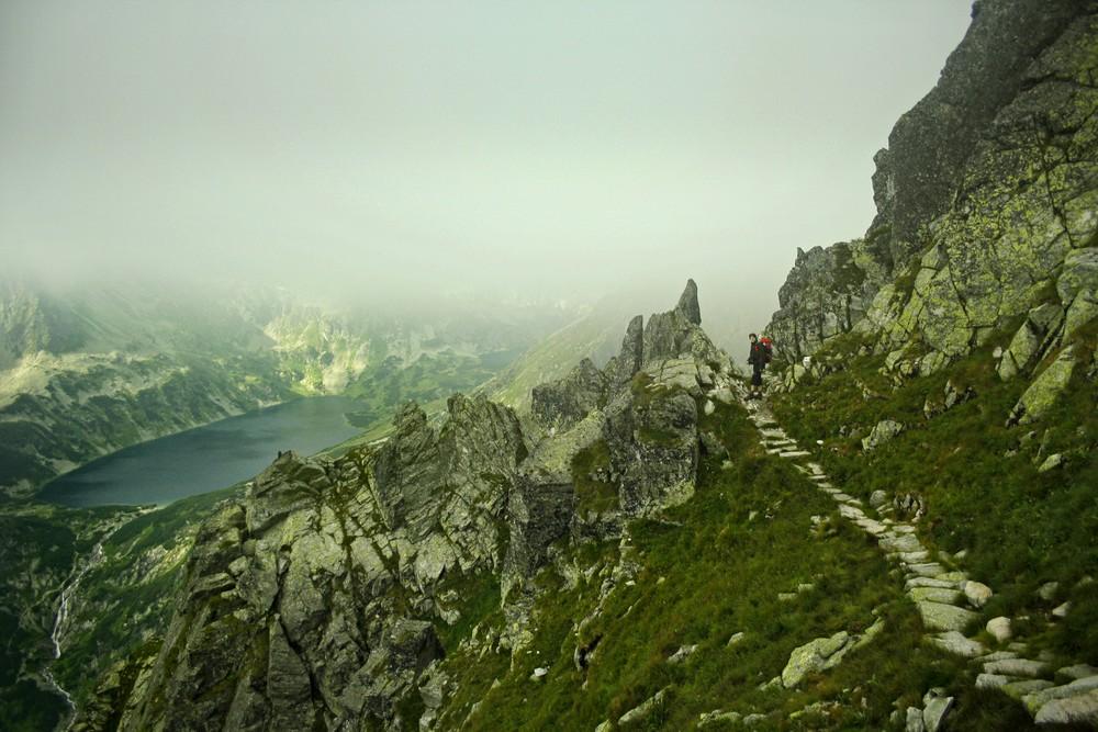 Szlak przez Buczynowe Turnie