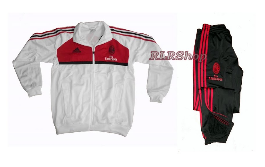 TUTA MILAN RAPPRESENTANZA TEAM ADIDAS 2012 OFFICIAL EQUIPEMENT