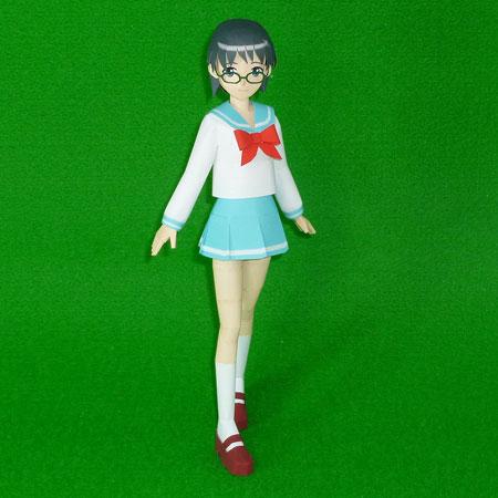 Kyoko-chan Papercraft