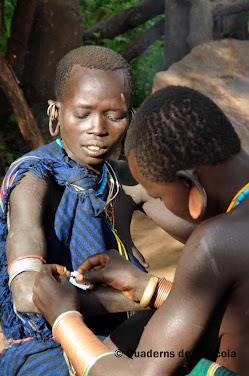 tatuaje tribu surma