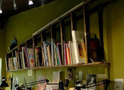 Como hacer un librero casero | RINCON DEL BIBLIOTECARIO
