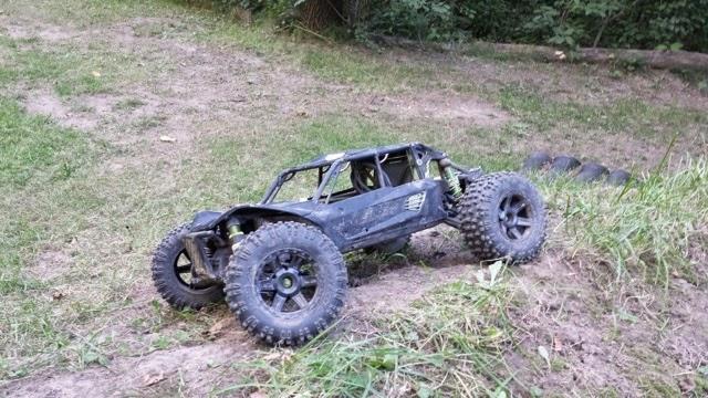 Axial Exo Tire : Axial exo terra rock crawler tires pictures