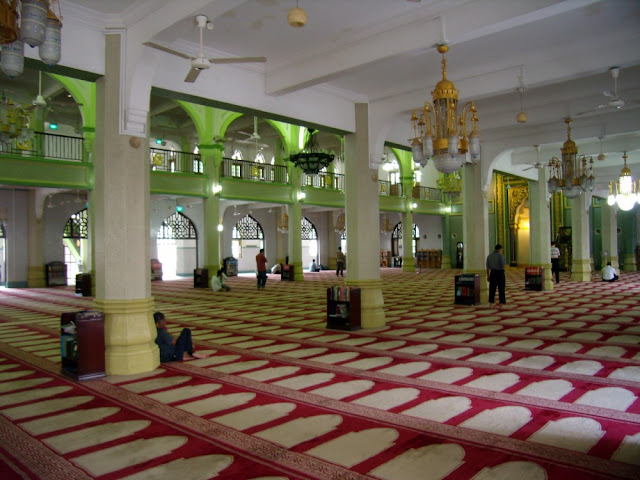 Masjid Sultan e Kampong Glam