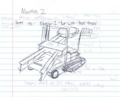 Nautilus 2 Arcadia High School Vex Robotics Club