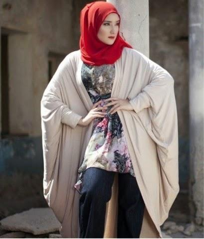 Hijabi Style Hijab Fashion Blog Maxi Open Hijabi