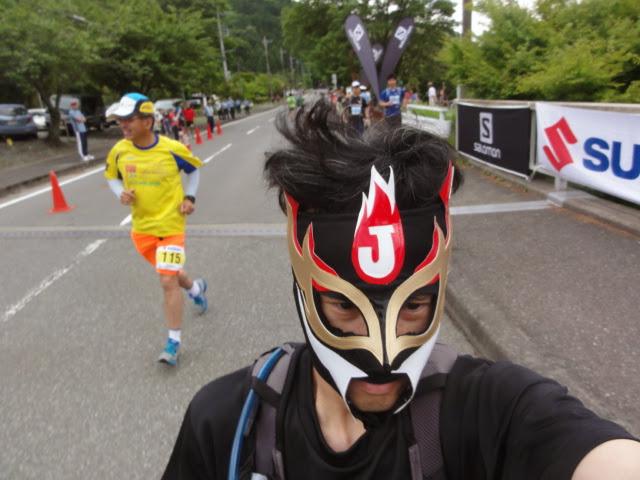 西丹沢アドベンチャーラン 42km