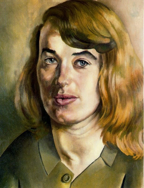 Stanley Spencer - Daphne