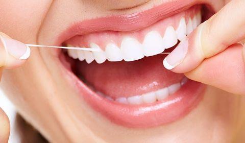 kegunaan benang gigi