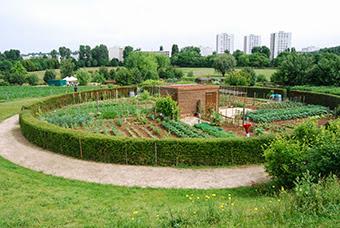 Procédures pour disposer d'un jardin ouvrier