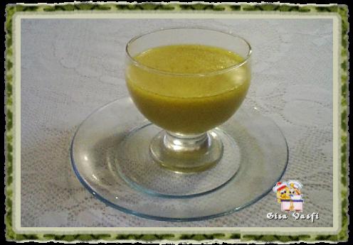 Maionese de tangerina carioquinha 1