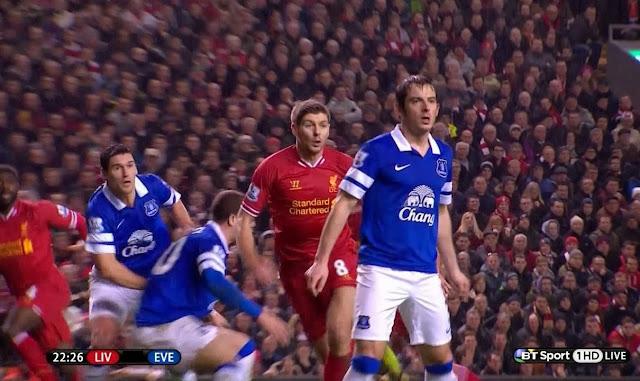 Gerrard, Liverpool - Everton