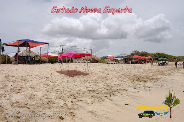 Playa Puerto Cruz, Estado Nueva Esparta, Municipio Gomez