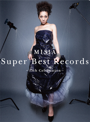 [New Release] MISIA - Super Best Records -15th Celebration-