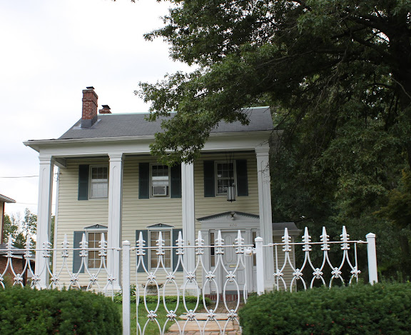 Historic Home, Greek Revivial Pleasant Plains