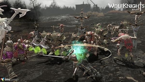 IMC Games công bố hình ảnh mới của Wolf Knights 16