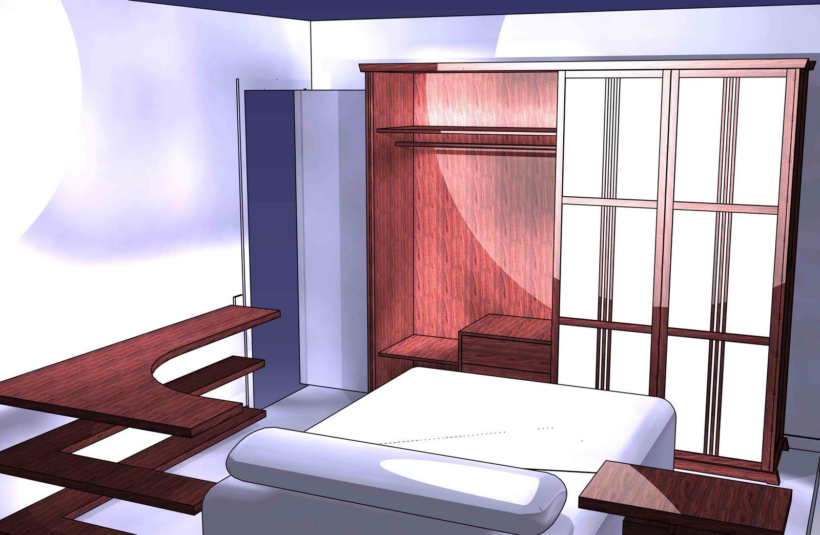 Carpinteria muebles a medida mueble estilo japon s con for Mueble 6 puertas