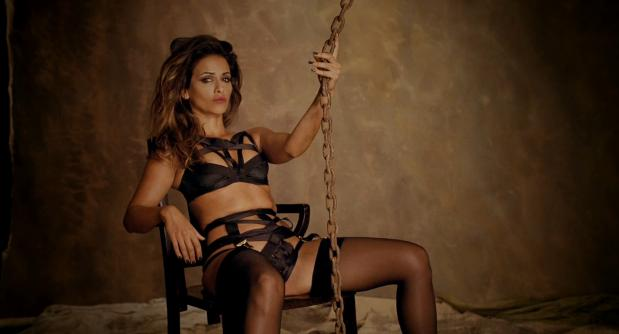 Monica Cruz Shows Her True Self for Agent Provocateur