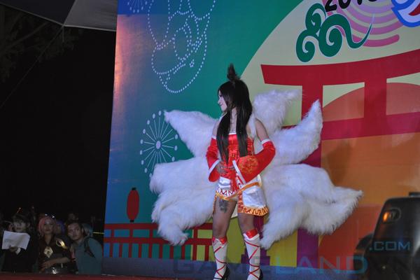 Cosplay Liên Minh Huyền Thoại tràn ngập Aki Matsuri 32