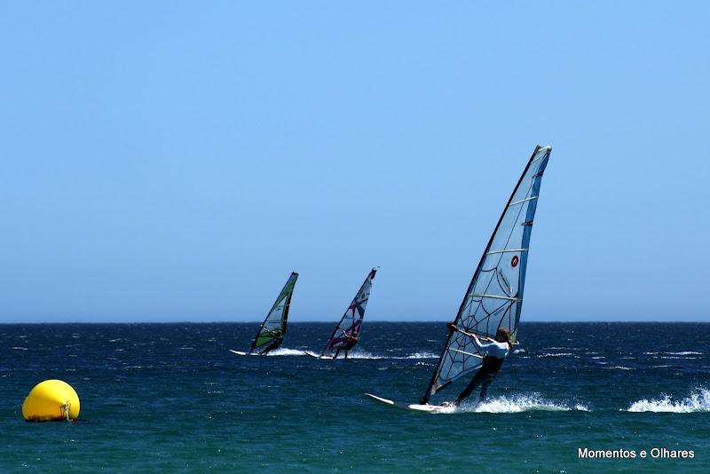 Windsurf em Sagres