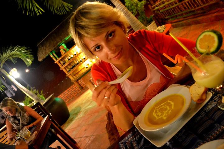 Ресторан в Муйне