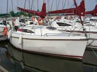 Jacht Sasanka 660 sprzedam - 11032014