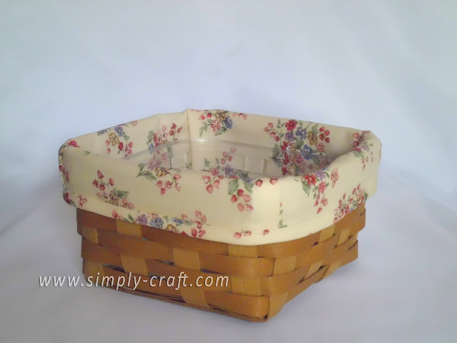 Longaberger Medium Berry Basket