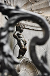 Bruxelles: Manneken Pis