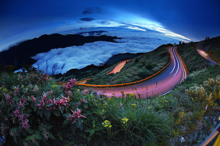 Тайвань - остров в Тихом океане. 13 фотографий.