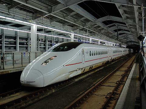 JR九州 九州新幹線 800系「つばめ」