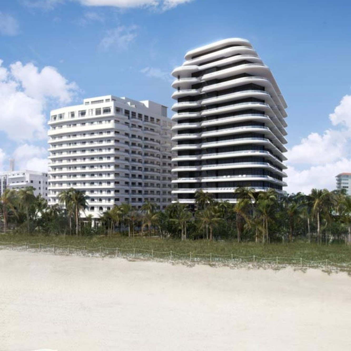 Miami, Florida, Stati Uniti: Faena House by Foster + Partners