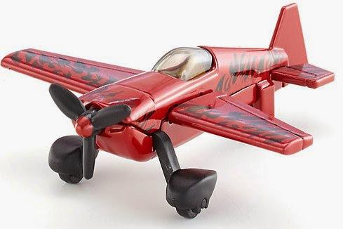 Chiếc Máy bay thể thao Siku 1865 Sporting Airplane tỉ lệ 1:87 giúp trẻ em được chơi vui