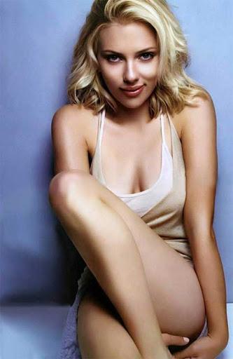Scarlett Johansson provocadora