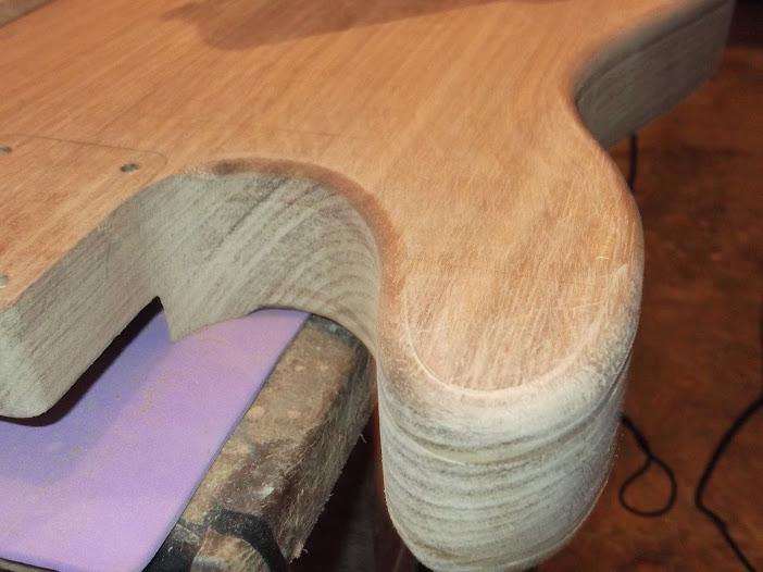 Construção guitarra telecaster, meu 1º projeto bolt on. Finalizado e com vídeo - Página 2 DSCF0844