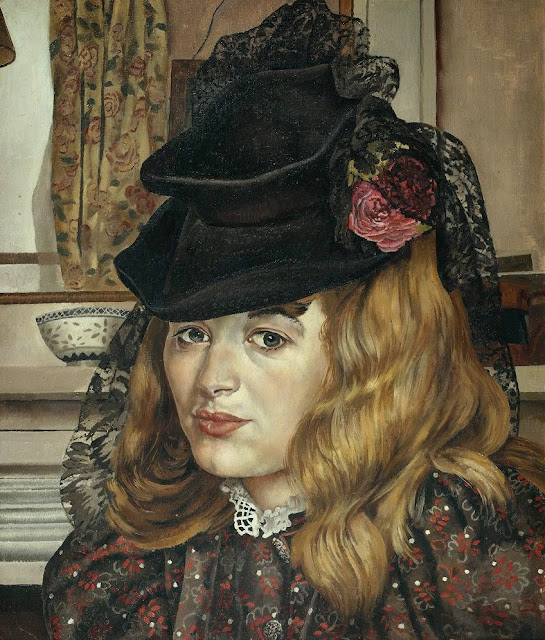 Stanley Spencer - Daphne 1940