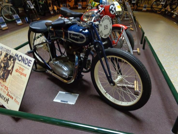 Musée de l'aventure Peugeot à Sochaux DSC01244