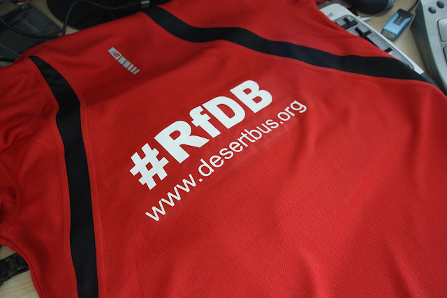 The run has a hashtag, it's #RfDB.