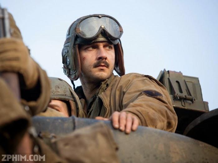 Ảnh trong phim Cuồng Nộ - Fury 4