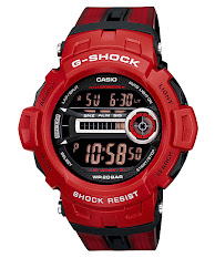 Casio G-Shock : AW-582SC-1A