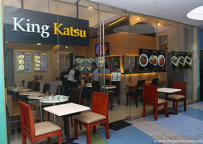 king katsu SM North Edsa | www.thepeachkitchen.com