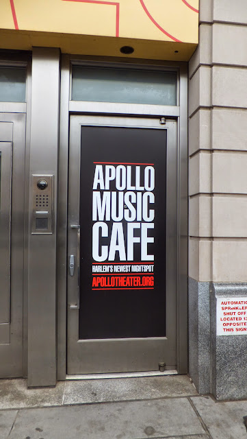 Apollo Music Cafe, Apollo Theater, Harlem, Manhattan, New York, Elisa N, Blog de Viajes, Lifestyle, Travel