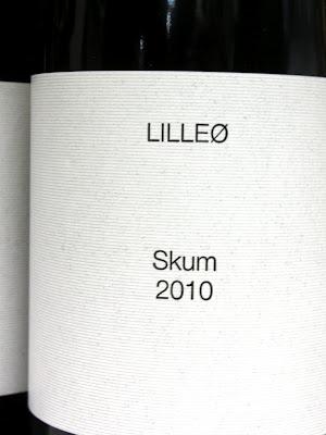 Danish Lilleo sparkling wine