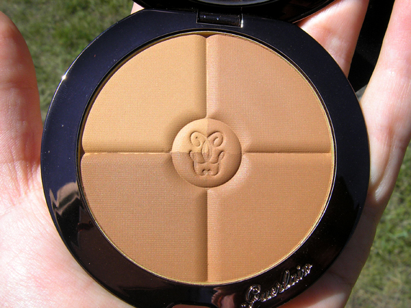 Guerlain - Terracotta 4 Seasons - 02 brunettes - Оттенки в коробочке